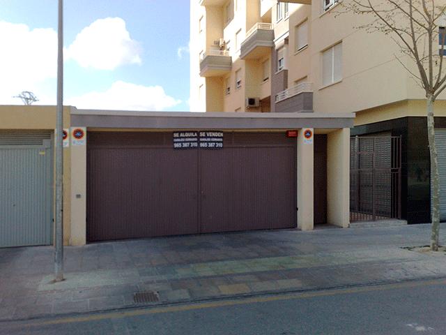 Elda urbana venta de garajes en elda - Rampas de garaje ...